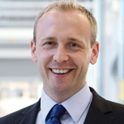 Christian Landis, Geschäftsführer