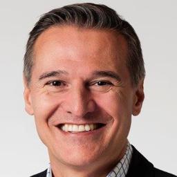 Gilles Tornare, Abteilungsleiter Marketing,